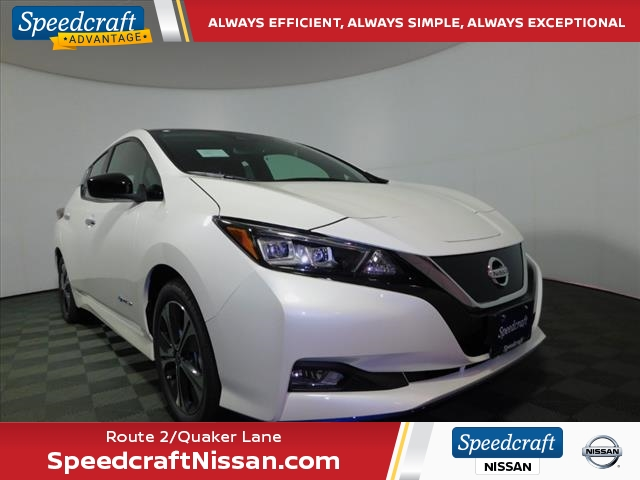 New 2019 Nissan Leaf Sv Plus Sv Plus 4dr Hatchback In West Warwick