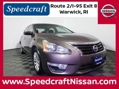 Good Pre Owned 2015 Nissan Altima 2.5 S
