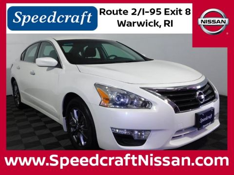 Elegant Certified Pre Owned 2015 Nissan Altima 2.5 S