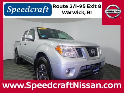 Certified Pre-Owned 2018 Nissan Frontier PRO-4X