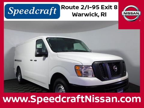 New 2018 Nissan NV Cargo 2500 HD S