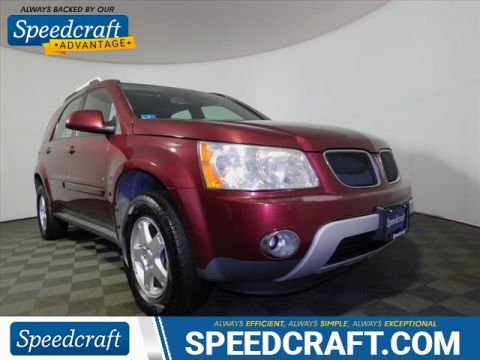 Pre-Owned 2009 Pontiac Torrent Base