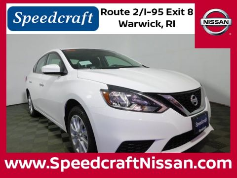 New 2018 Nissan Sentra SV SV 4dr Sedan In West Warwick #N28343 | Speedcraft  Nissan