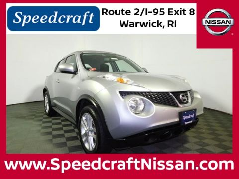 Attractive Pre Owned 2011 Nissan JUKE S AWD S 4dr Crossover In West Warwick #N28429 1  | Speedcraft Nissan